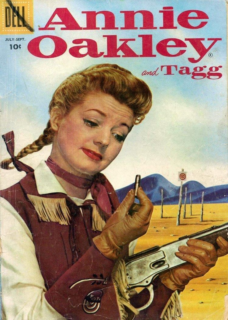 Annie Oakley (TV series) 1000 images about Annie Oakley on Pinterest