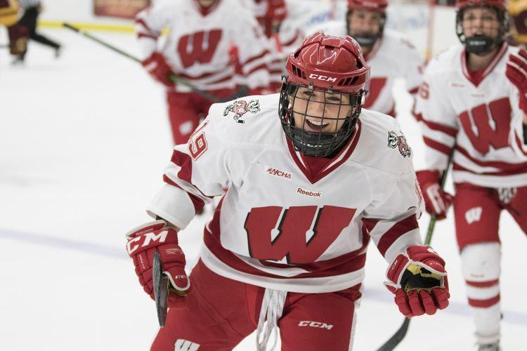 Annie Pankowski Womens Hockey Wisconsin Athletics Annie Pankowski 201617