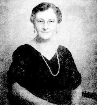 Annie Praed