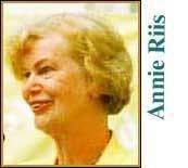 Annie Riis gfxdagbladetnokultur20010629riisjpg