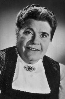 Annie Rosar Annie Rosar Wikipedia