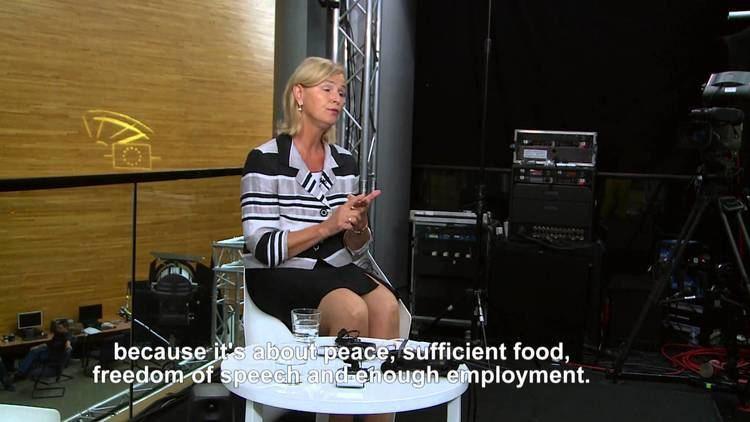 Annie Schreijer-Pierik Annie Schreijer Pierik MEP Netherlands Why I became a