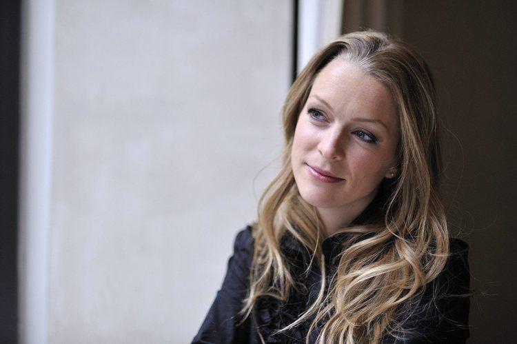 Annie Villeneuve Le retour en force d39Annie Villeneuve ENTREVUE