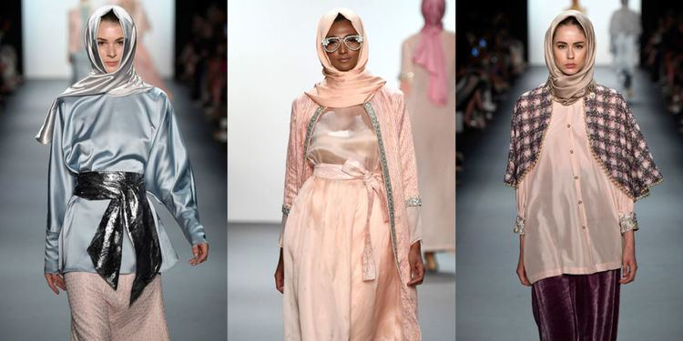 Anniesa Hasibuan Anniesa Hasibuan Becomes First Designer to Present NYFW Collection