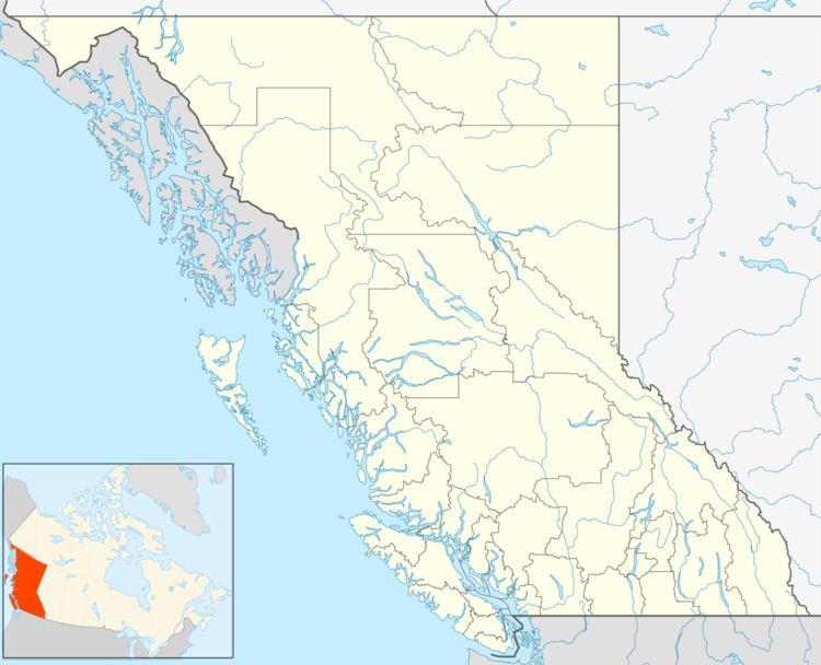Annieville, British Columbia