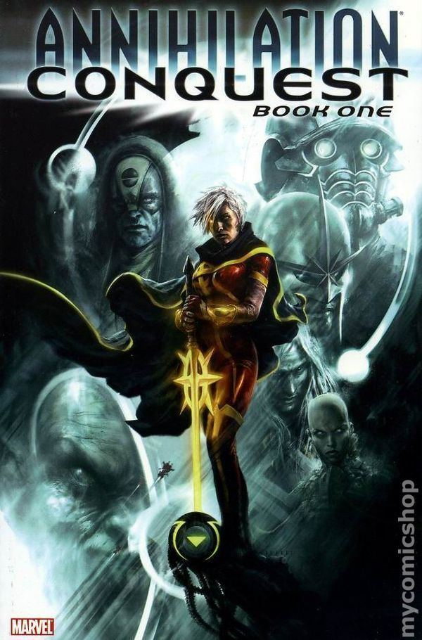 Annihilation: Conquest Annihilation Conquest TPB 2008 Marvel comic books