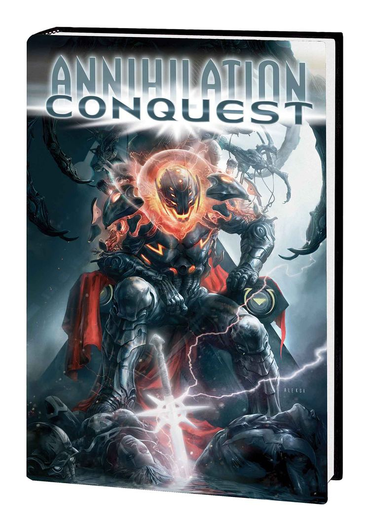 Annihilation: Conquest JAN150887 ANNIHILATION CONQUEST OMNIBUS HC Previews World