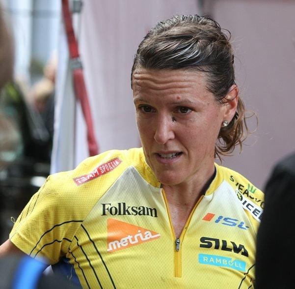 Annika Billstam Annika Billstam39s next route choice International