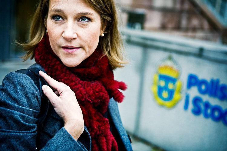 Annika Hallin Poze rezolutie mare Annika Hallin Actor Poza 7 din 8
