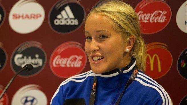 Annika Kukkonen Annika Kukkonen Finland UEFA Women39s EURO nav