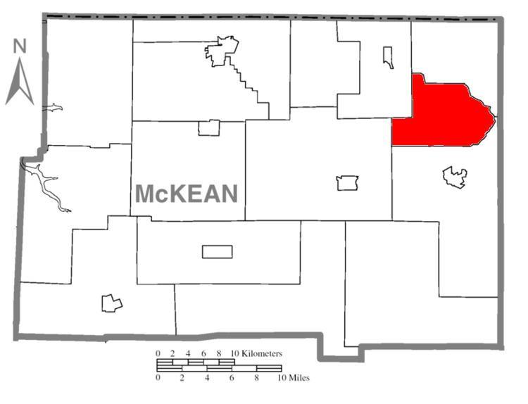 Annin Township, McKean County, Pennsylvania