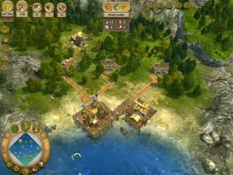 Anno 1701 Anno 1701 gameplay YouTube