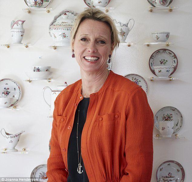 Annoushka Ducas Jewellery guru Annoushka Ducas shares her treasures Daily Mail Online