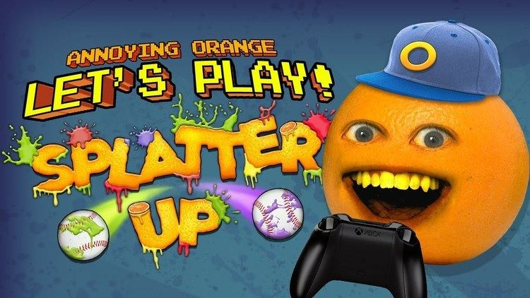 Annoying Orange: Splatter Up Annoying Orange Let39s Play SPLATTER UP YouTube