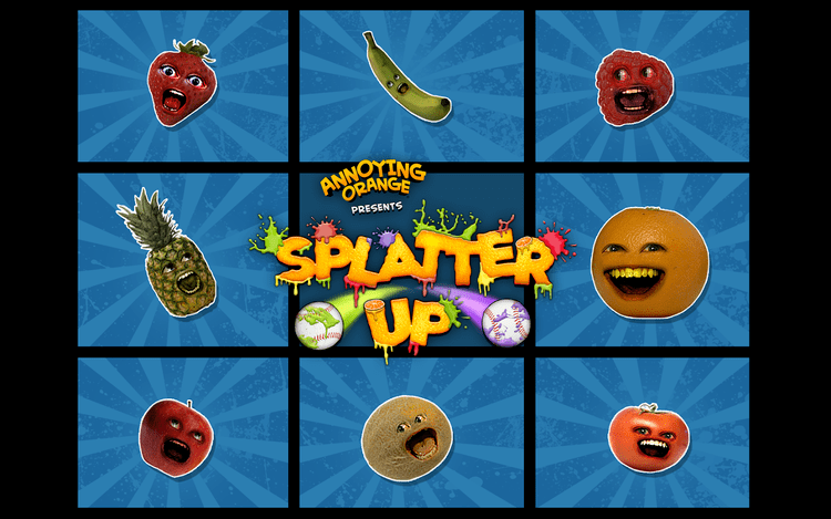 Annoying Orange: Splatter Up Annoying Orange Splatter Free Android Apps on Google Play