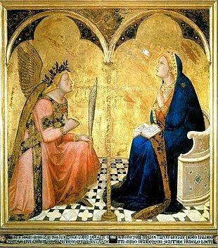 Annunciation (Ambrogio Lorenzetti) httpsuploadwikimediaorgwikipediacommonsthu