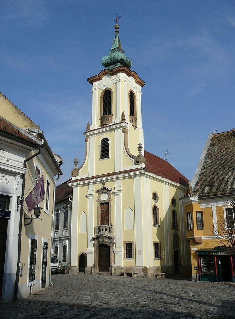 Annunciation Church, Szentendre