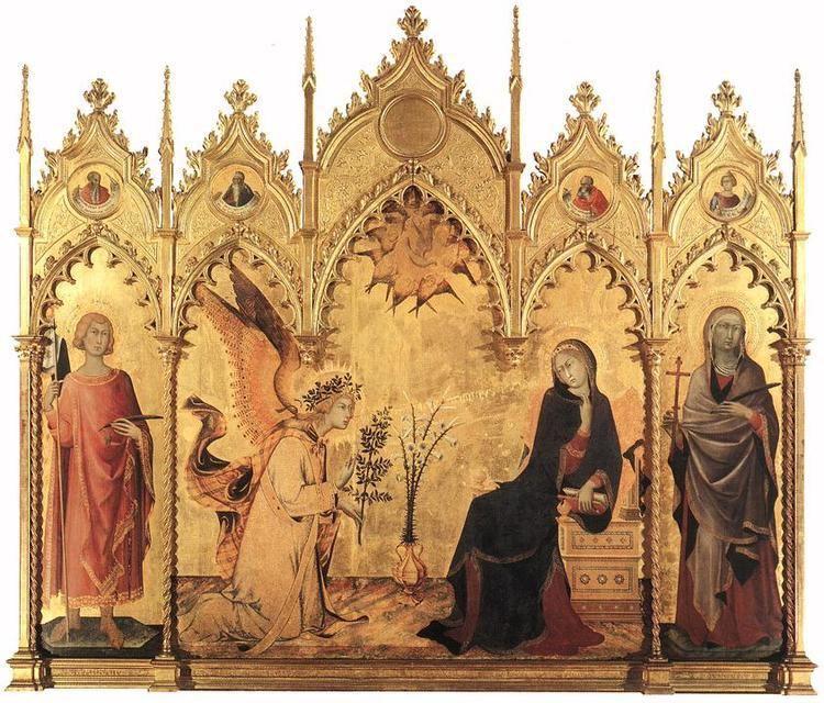 Annunciation in Christian art