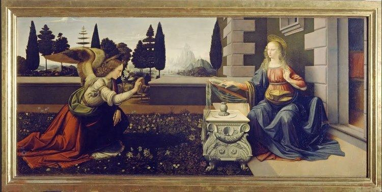 Annunciation (Leonardo) lh4ggphtcome03Fr589juBeSFd3uMTJXOiTfSPcAbws