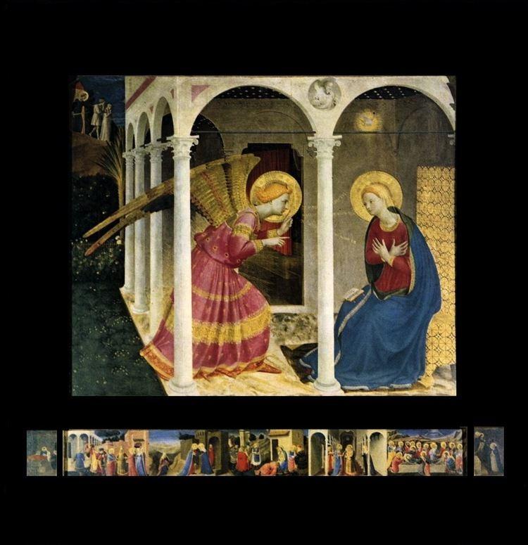Annunciation of Cortona httpsuploadwikimediaorgwikipediacommons44