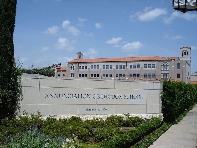 Annunciation Orthodox School