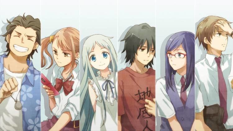 Anohana: The Flower We Saw That Day Anime Sunday Anohana The Flower We Saw That Day WTFGamersOnly
