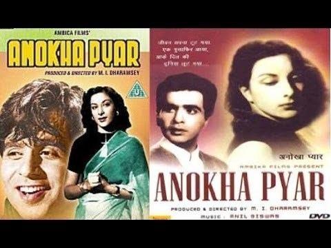 Anokha Pyar 1948 Hindi Full Movie Dilip Kumar Nargis I Old Hindi