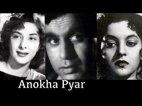 Anokha Pyar 1948 YouTube