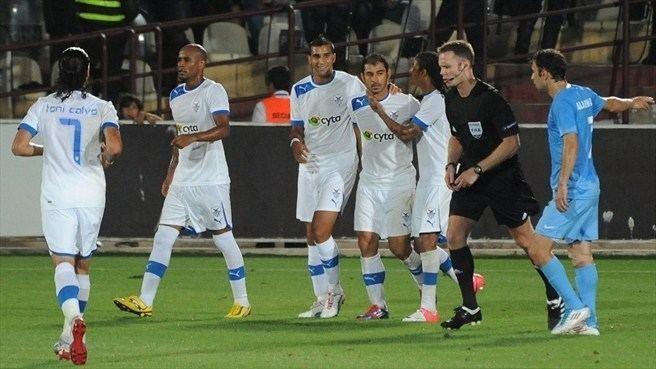 Anorthosis Famagusta FC Ioannis Okkas Anorthosis Famagusta FC UEFAcom