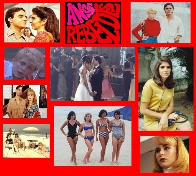 Anos Rebeldes e10blog Grandes Minissries Anos Rebeldes 1992