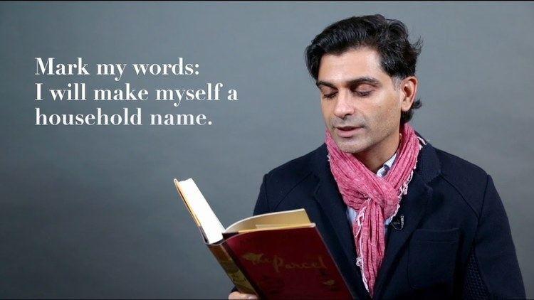 Anosh Irani Anosh Irani on his awardnominated novel The Parcel YouTube