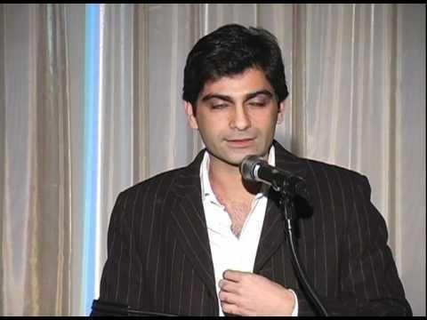 Anosh Irani 2010 Alumni Awards of Excellence Anosh Irani YouTube