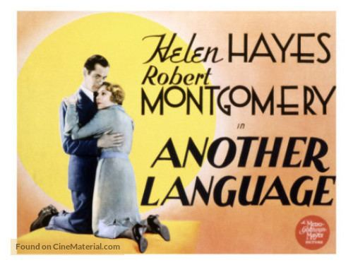 Another Language Another Language 1933