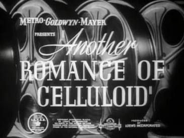 Another Romance of Celluloid movie poster