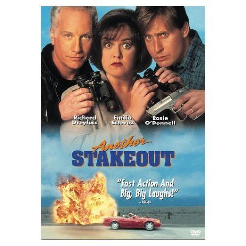 Another Stakeout Another Stakeout Crime Thriller Action Comedy