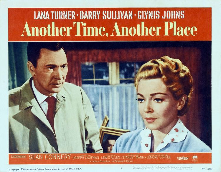 Another Time, Another Place (1958 film) Another Time Another Place