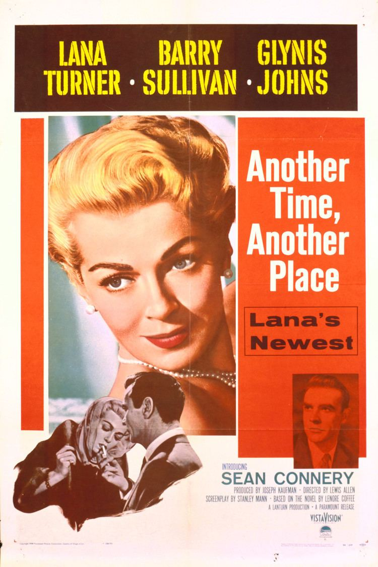 Another Time, Another Place (1958 film) wwwgstaticcomtvthumbmovieposters38069p38069
