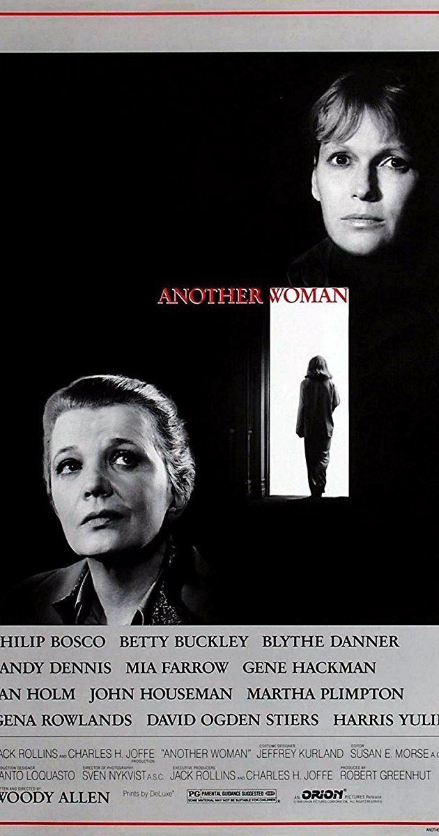 Another Woman Another Woman 1988 IMDb