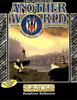 Another World (video game) Another World video game Wikipedia