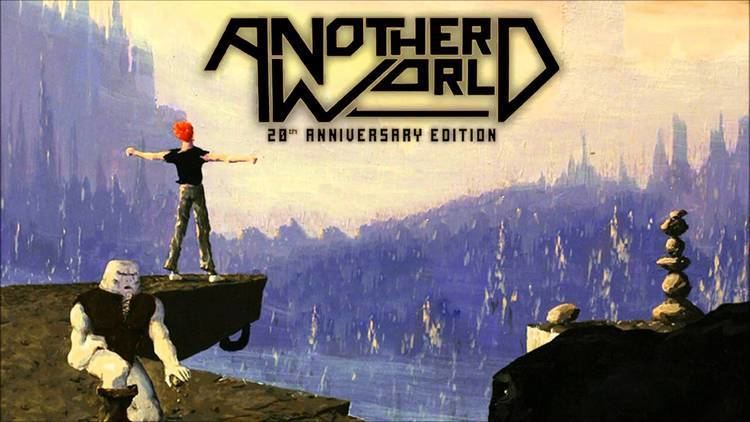 Another World (video game) Another World Complete Soundtrack YouTube