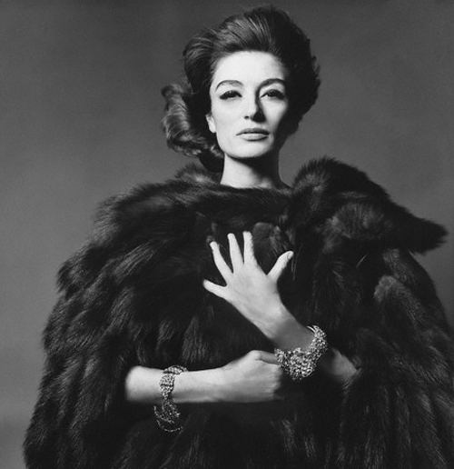 Anouk Aimee Anouk Aime Muses Cinematic Women The Red List