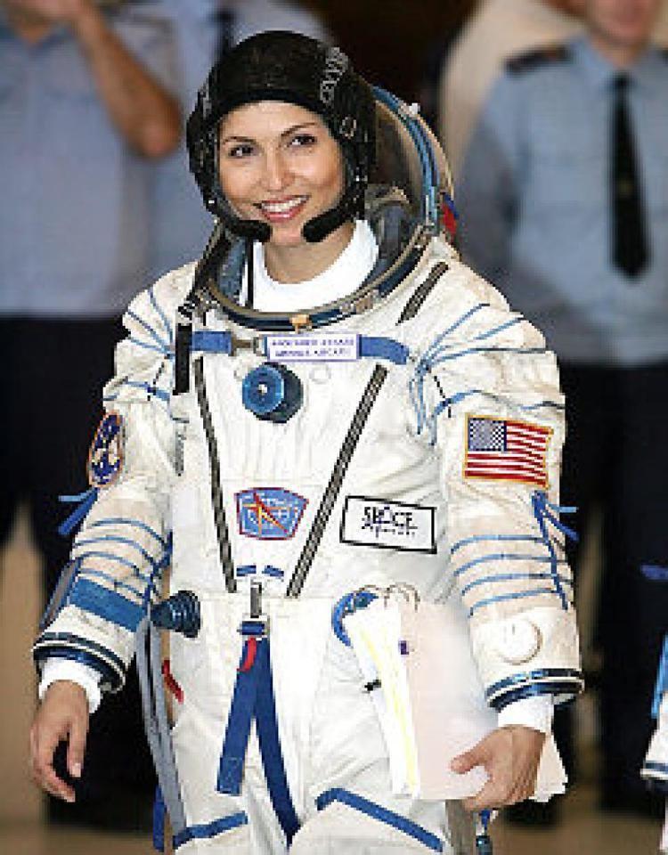 Anousheh Ansari Anousheh Ansari is an IranianAmerican engineer and cofounder and