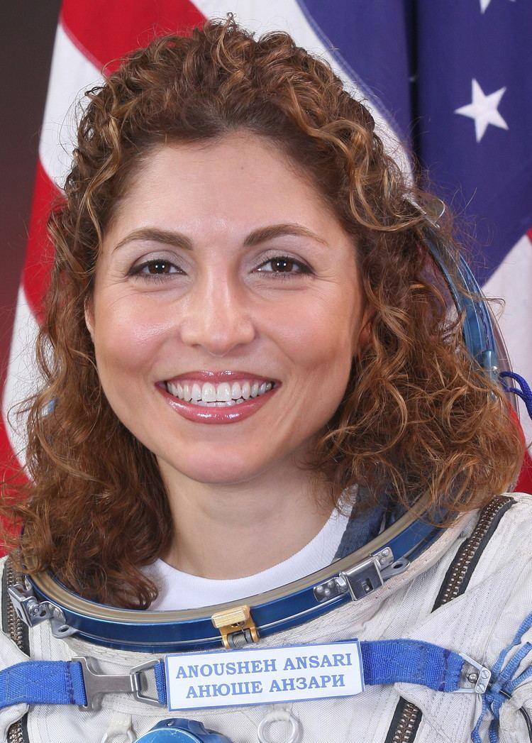 Anousheh Ansari Astronaut Biography Anousheh Ansari
