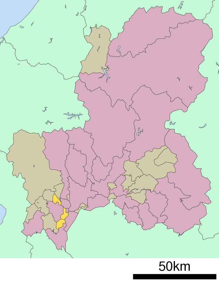 Anpachi District, Gifu