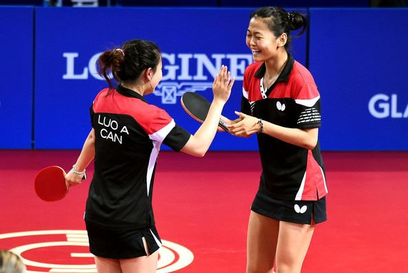 Anqi Luo Anqi Luo Photos 20th Commonwealth Games Table Tennis