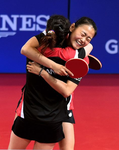 Anqi Luo Anqi Luo Pictures 20th Commonwealth Games Table Tennis
