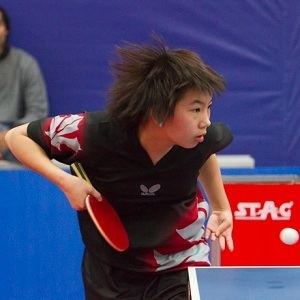Anqi Luo Anqi Luo Leads the Girls in Spain