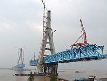 Anqing Yangtze River Railway Bridge httpsuploadwikimediaorgwikipediacommonsthu