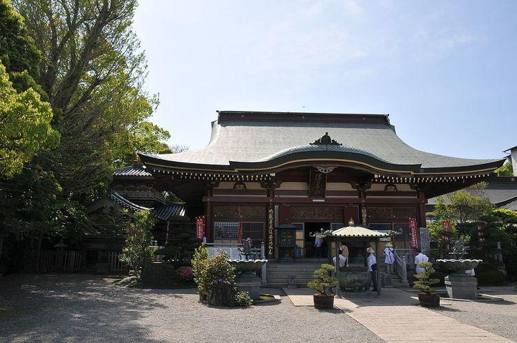 Anraku-ji (Kamiita)