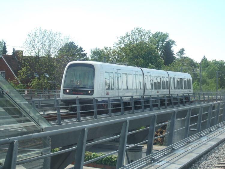 AnsaldoBreda Driverless Metro